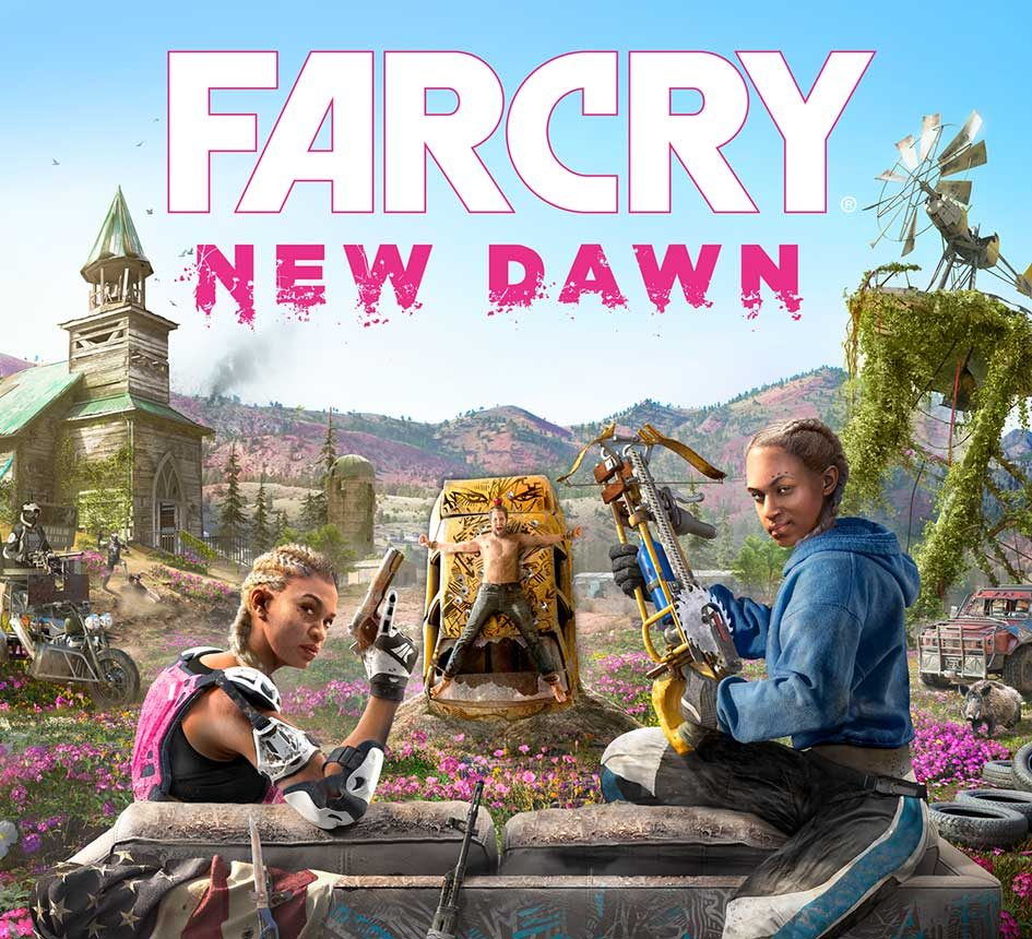 Farcry New Dawn Gaming Ubisoft Experiential Live Events