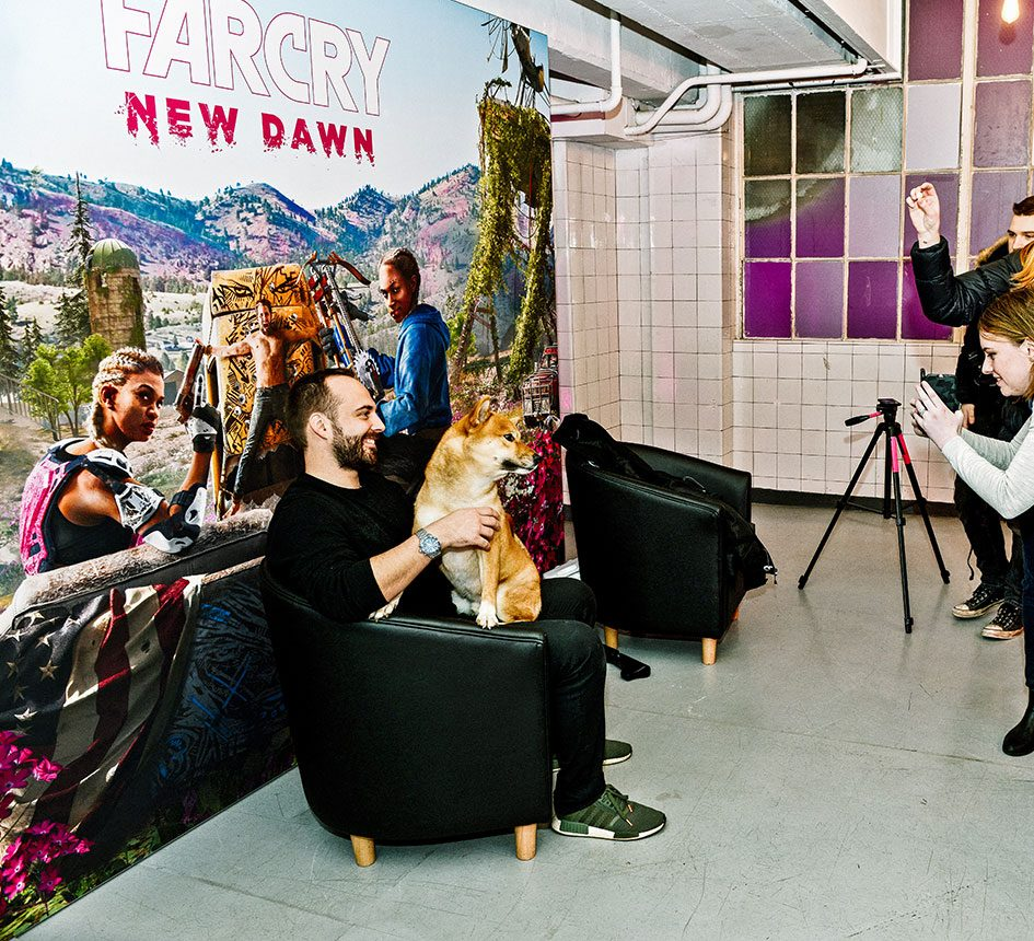Farcry New Dawn Gaming Ubisoft Experiential Live Events Agency Film Studio Marketing Advertising