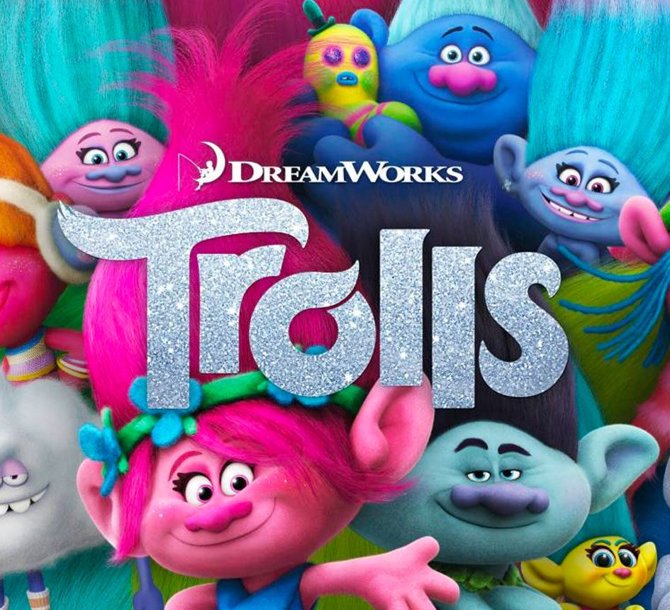 Trolls 20th Century Fox Experiential Live Events Agency Film Studio Marketing Advertising
